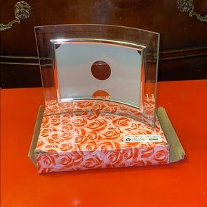 Photo frame with box